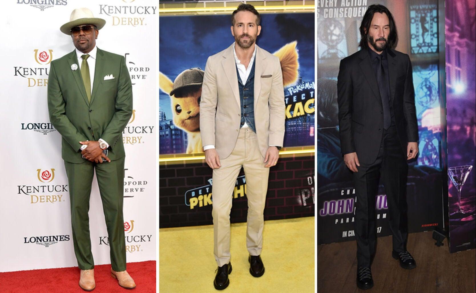 Kevin Roberts, Ryan Reynolds, Keanu Reeves
