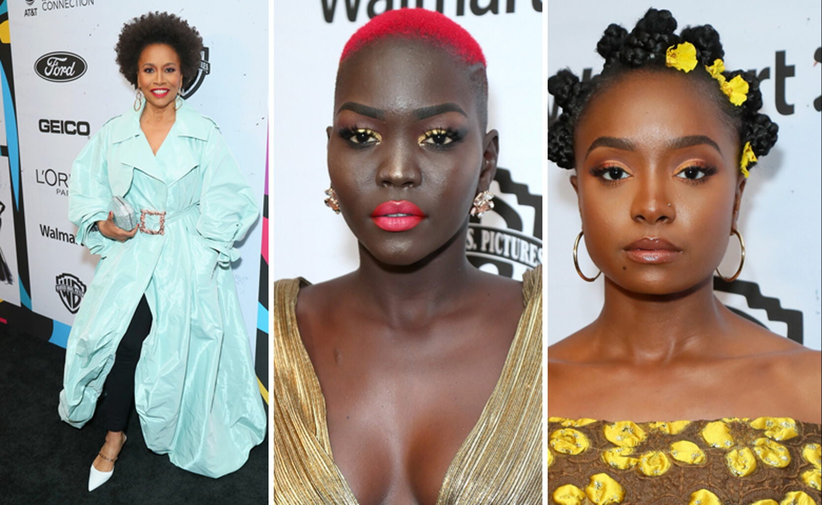 Jennifer Lewis, Nyakim Gatwech, Kiki Layne