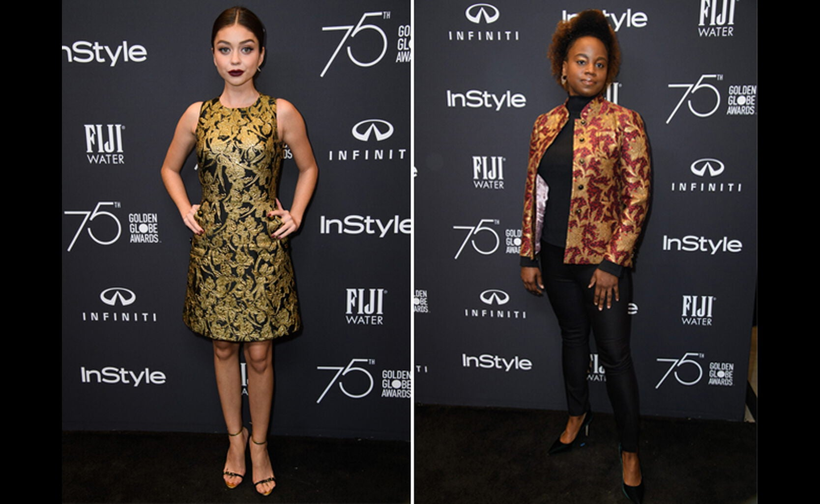Sarah Hyland and Dee Rees