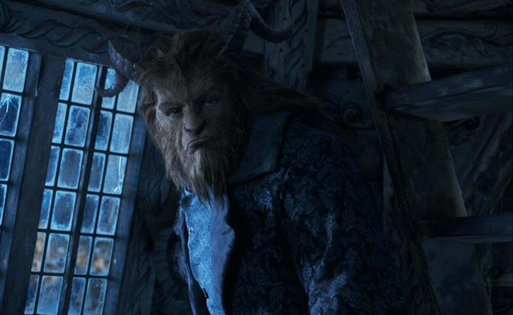 "Beast from ""Beauty and the Beast"""