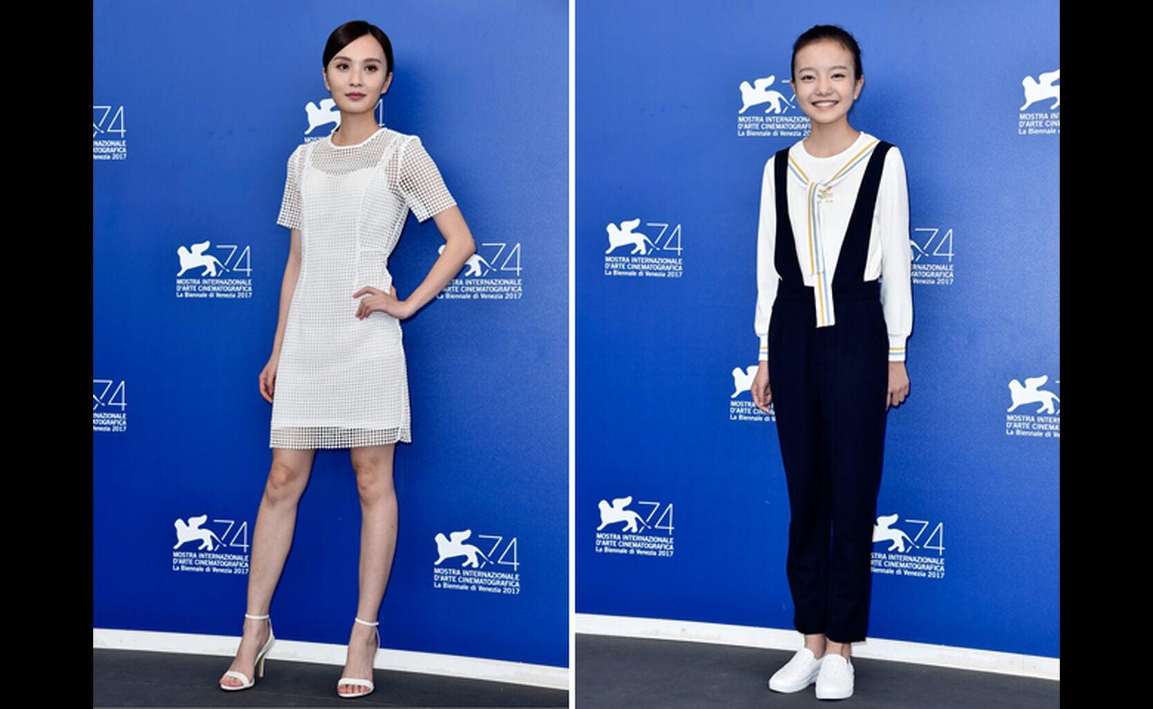 Peng Jing and Zhou Meijun