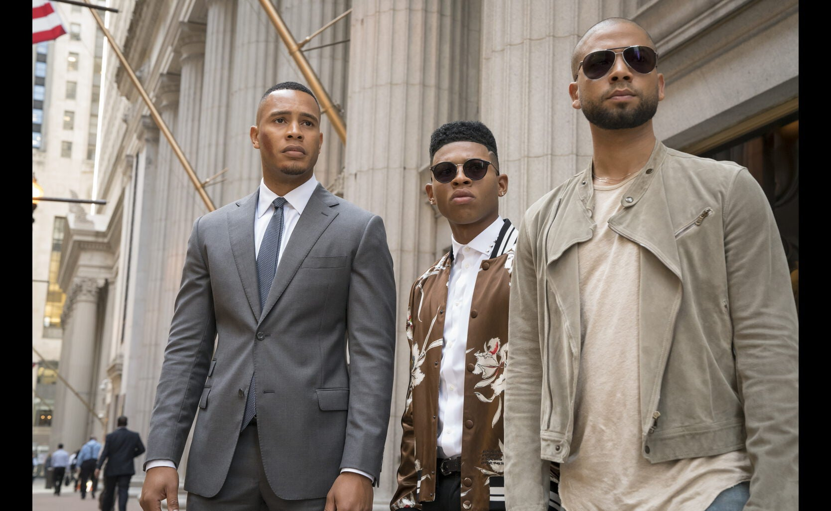 The men from Empire