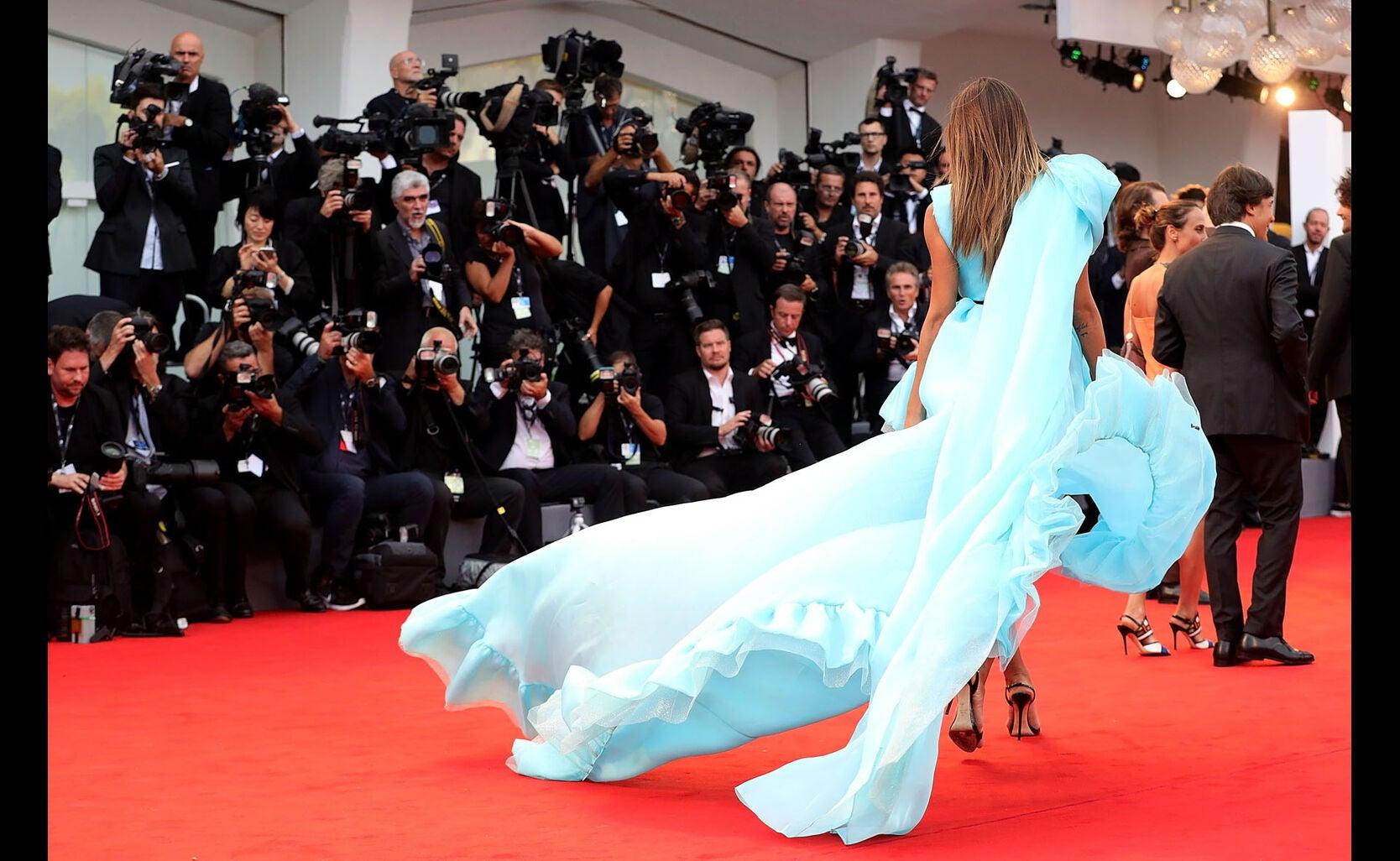 Guest at 74th Venice Film Festival