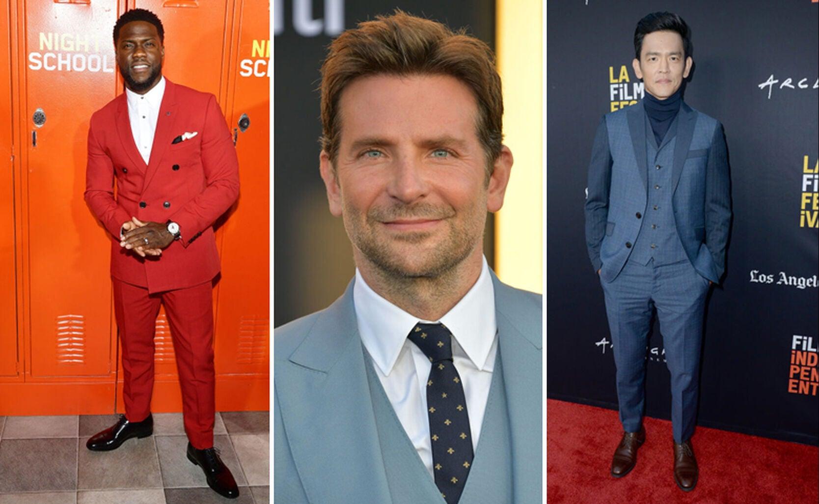 Kevin Hart, Bradley Cooper, John Cho