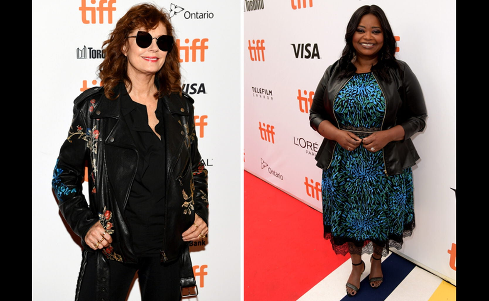 Susan Sarandon, Octavia Spencer