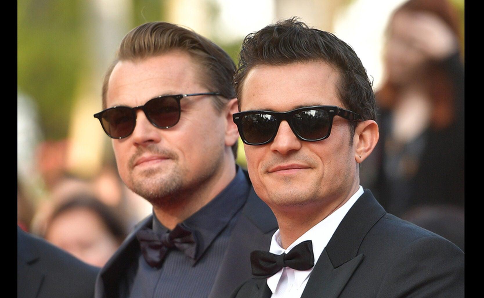 Leonardo DiCaprio, Orlando Bloom