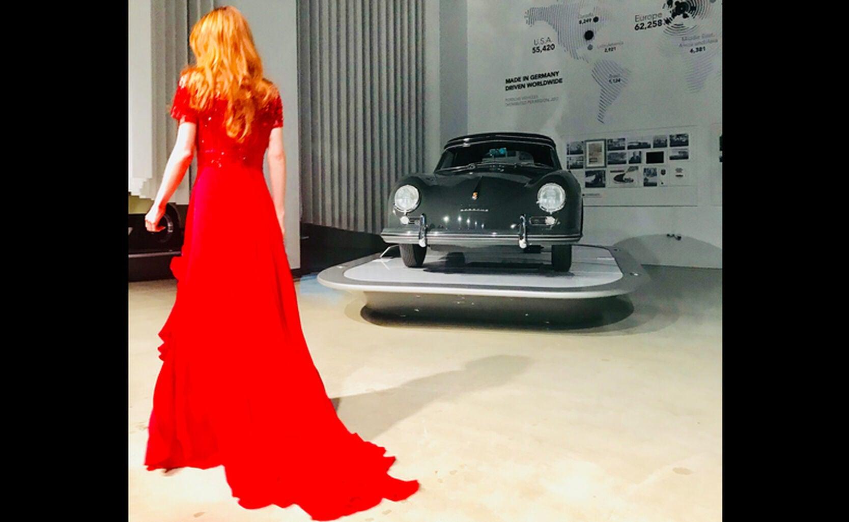 Escada/Porsche LA Fashion Week