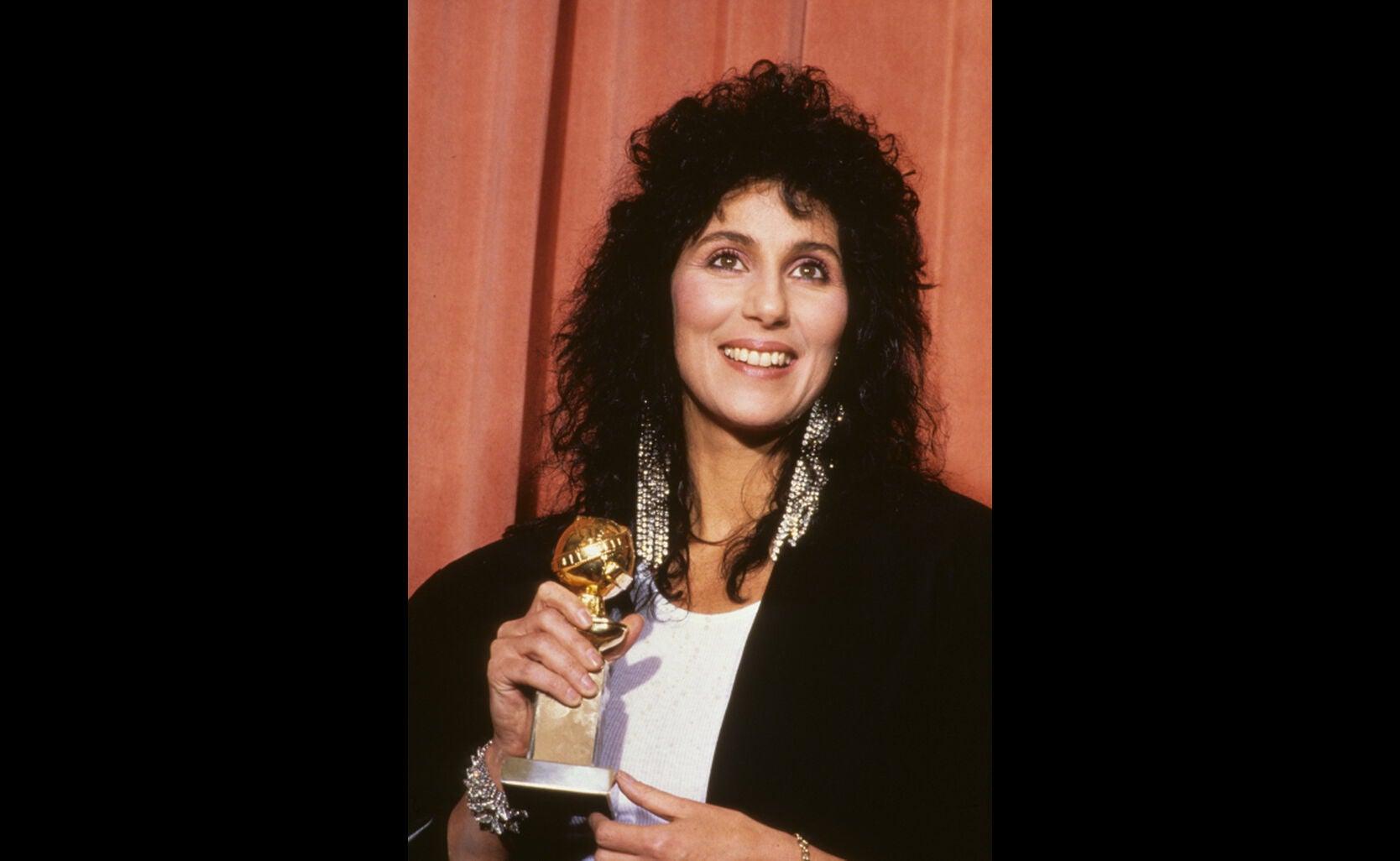 Cher, Golden Globe winner 1984