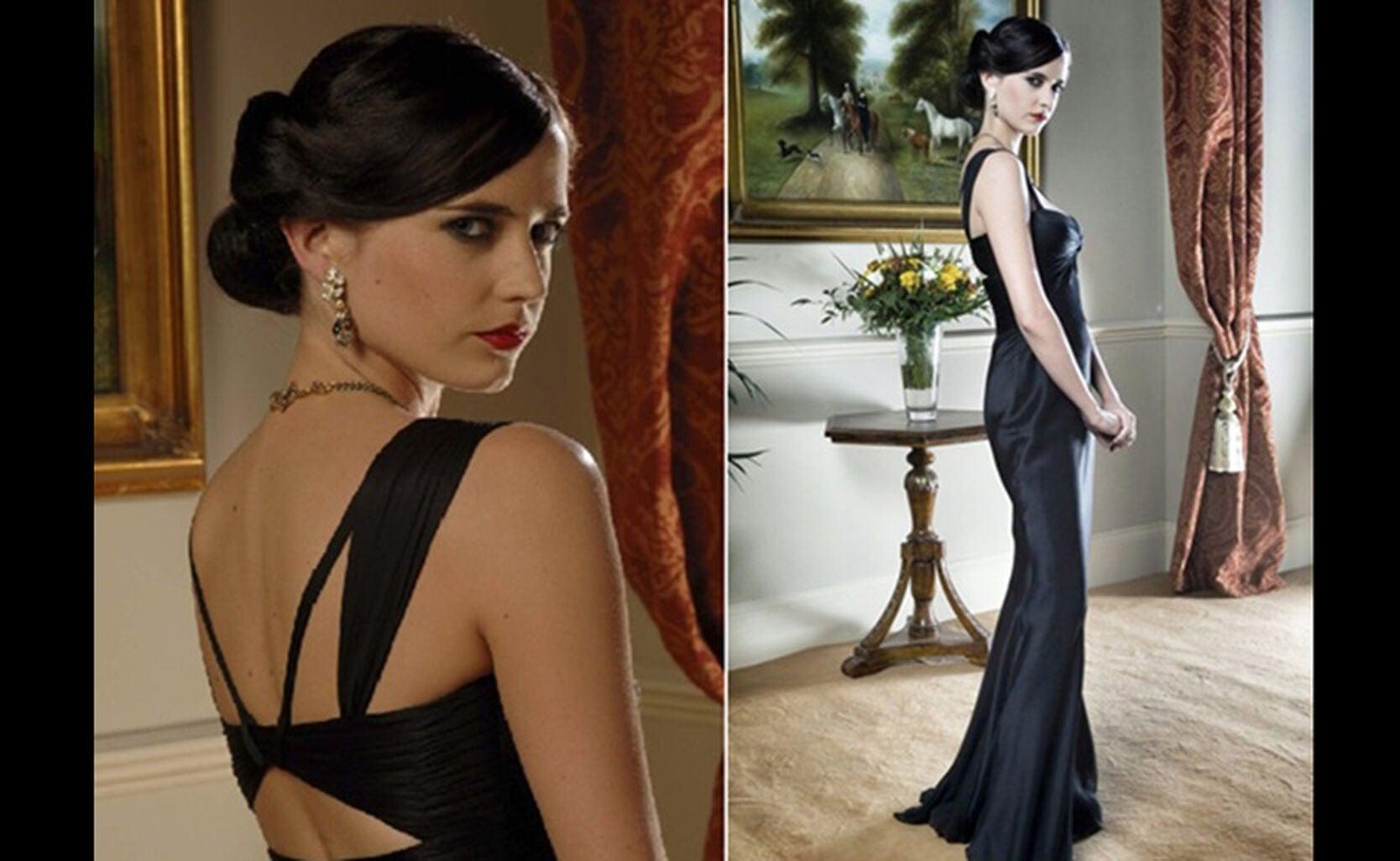 Bond Girl Casino Royale Dress Bond Girls: The...