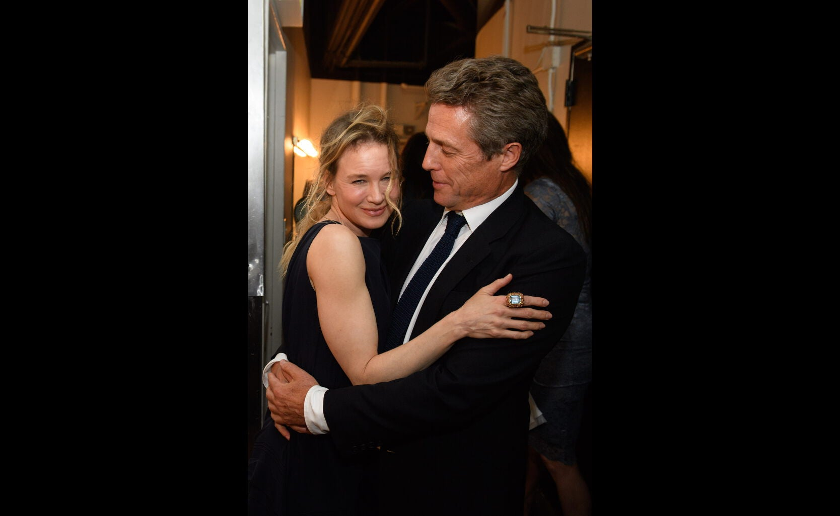 Renee Zelwegger and Hugh Grant at the ANnual Grants Banquet 2016
