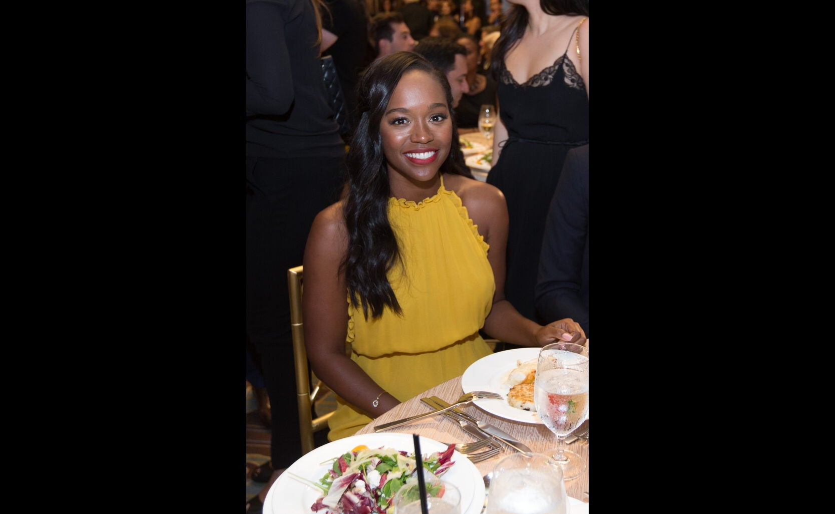 Actress Aja Naomi King