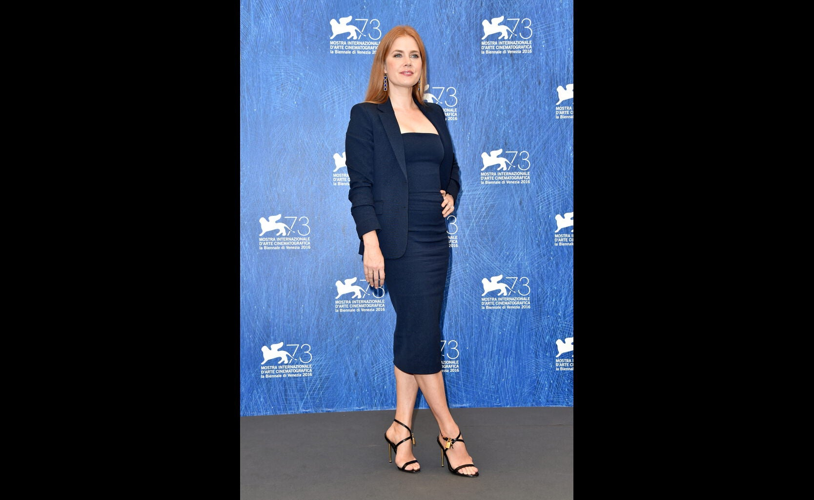 Amy Adams at 2016 Venice Film Festival