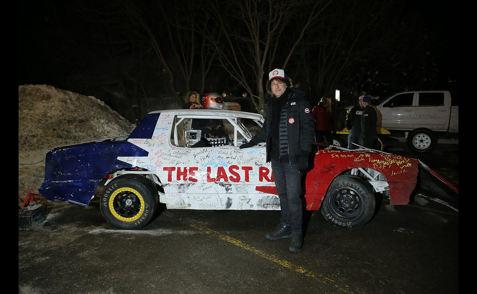 Director Michael Dweck attends the World Premiere of The Last Race by Michael Dweck,