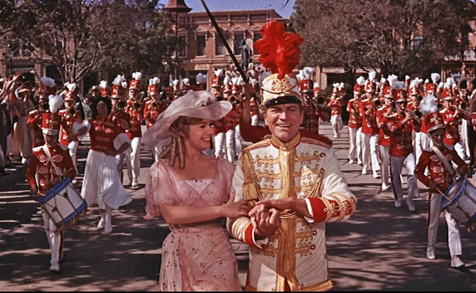 The Music Man. 1962