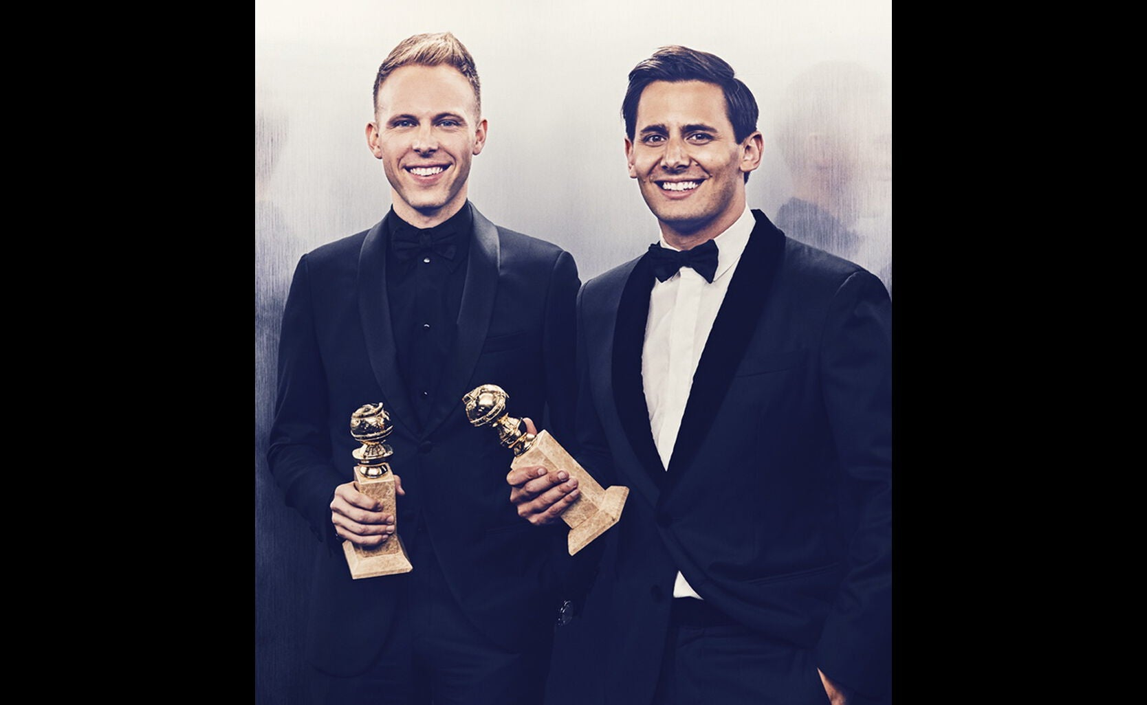 Benj Pasek and Justi  Paul, composers, This is Me, Best Original Song, Motion Picture, The Greatest Showman
