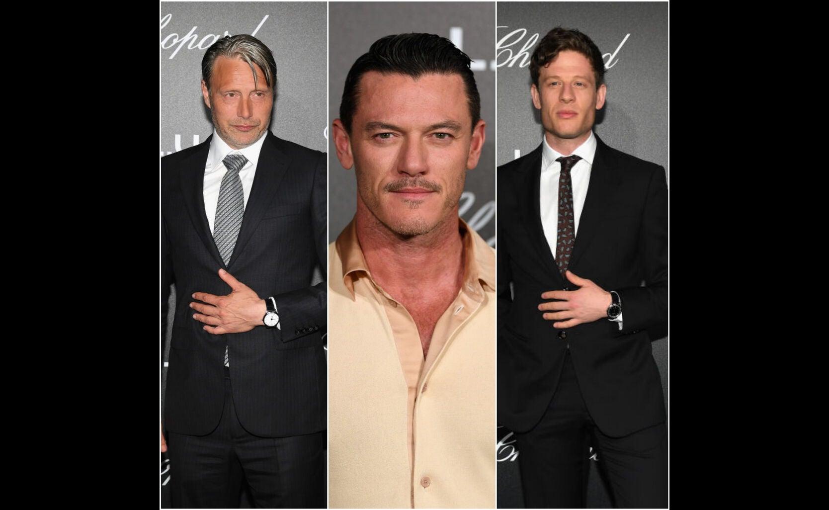 Gentlemen's Evening at Cannes 2018