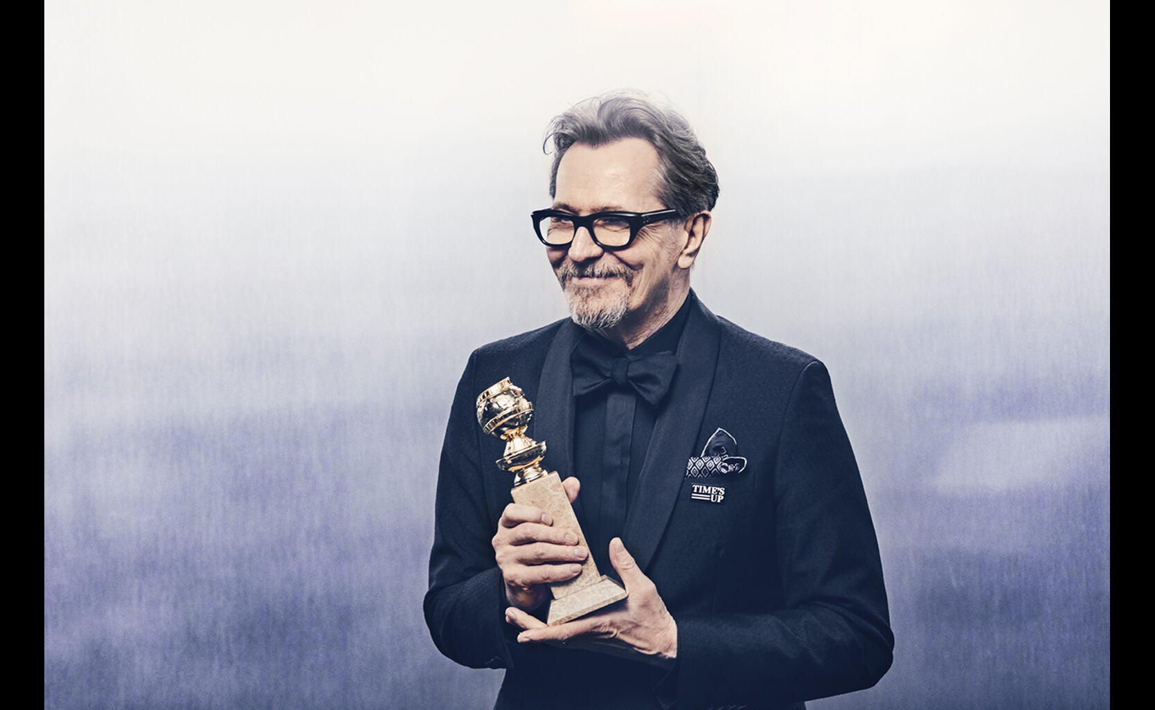 Gary Oldman, Best Performance by an Actor in a Motion Picture, Drama - Darkest Hour