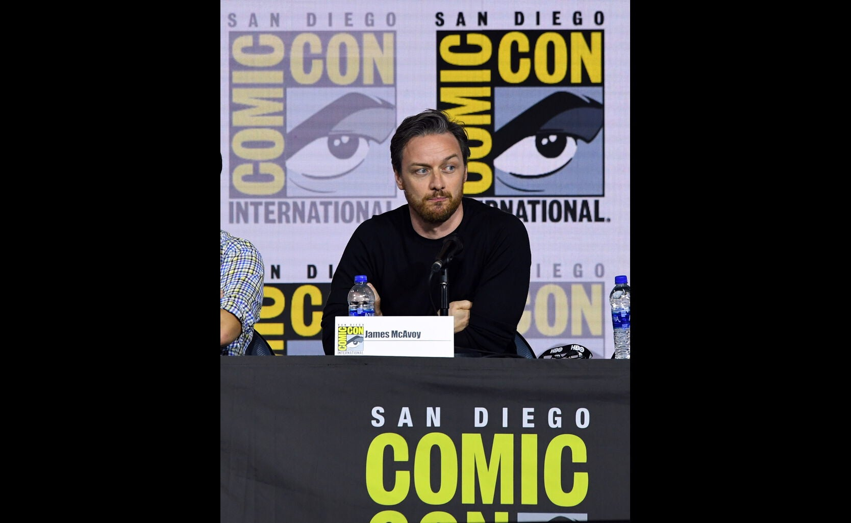 James McAvoy at SDCC 2019