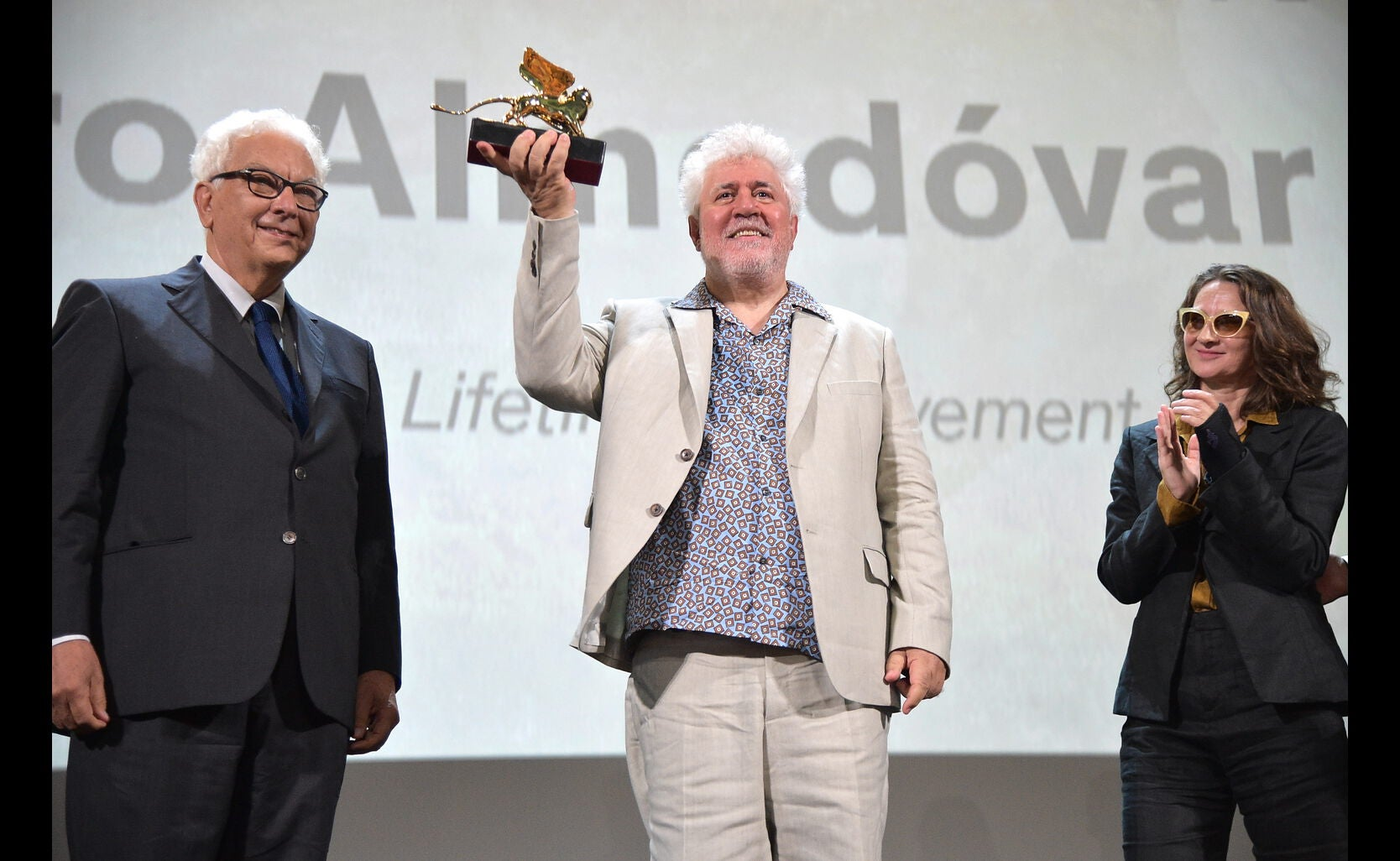 Filmmaker Pedro Almodovar