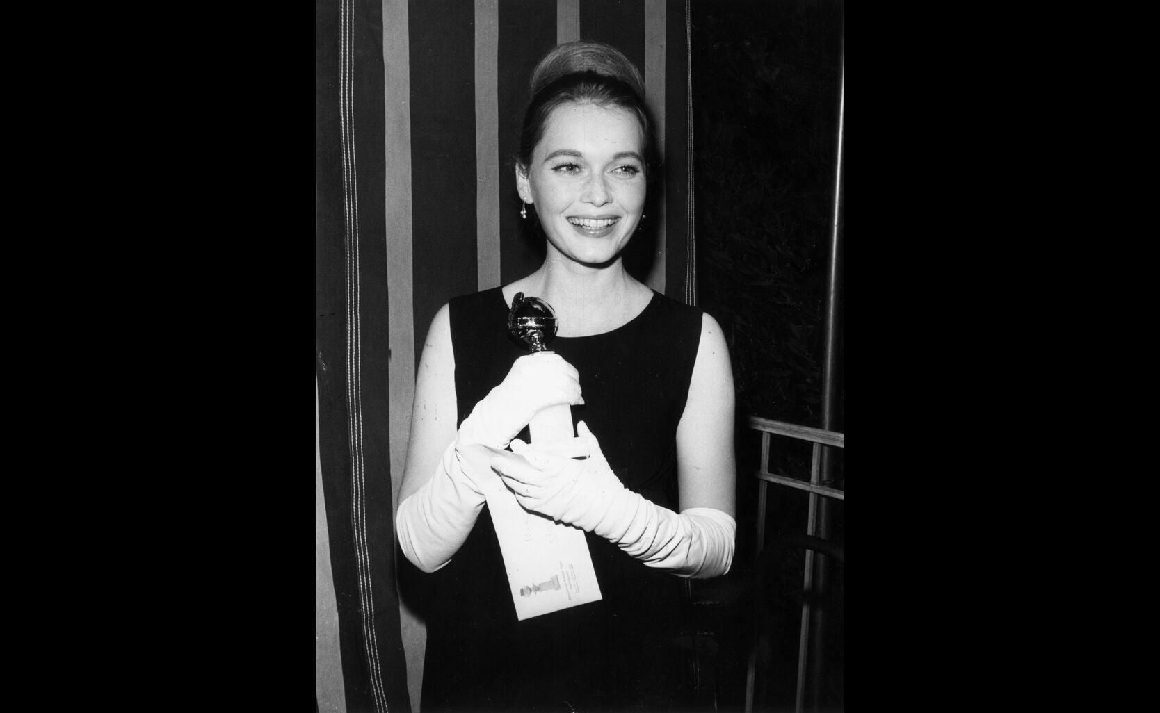 Mia Farrow, Most Promising Actress, Golden Globes 1965