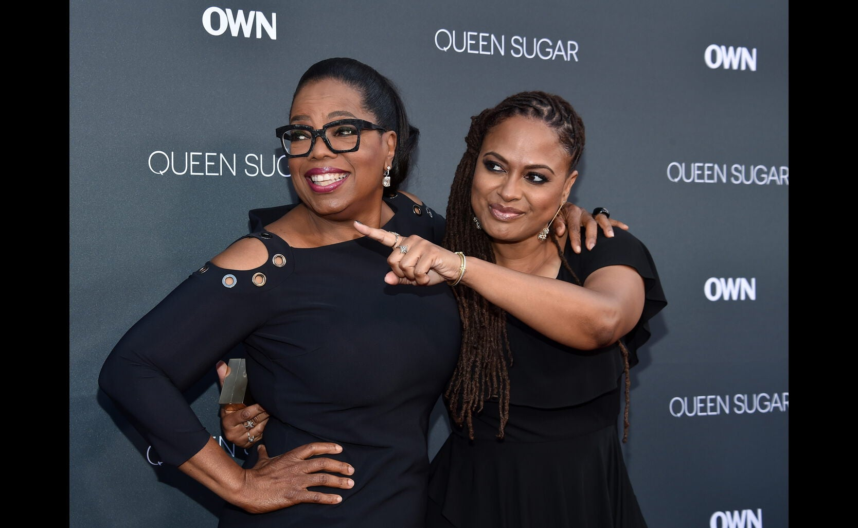 Oprah and Ava DuVernay premiere Queen Sugar, 2016
