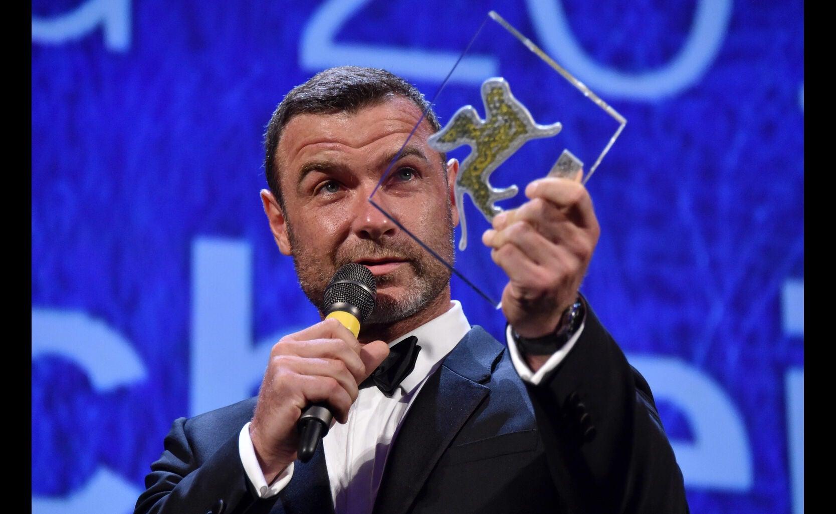 Golden Globe nominee Liev Schreiber