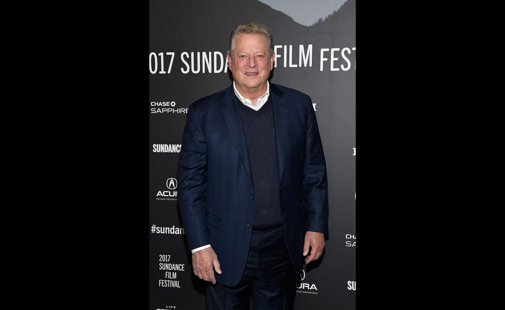 Al Gore at Sundance 2017