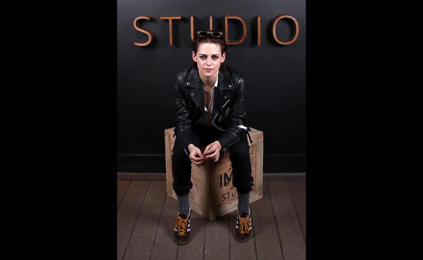 Kristen Stewart at Sundance 2017