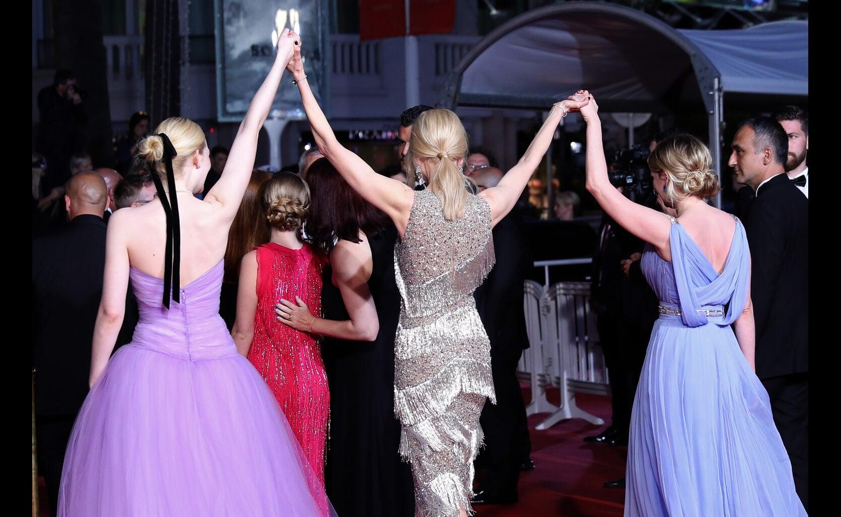 Kirsten Dunst, Nicole Kidman and Elle Fanning