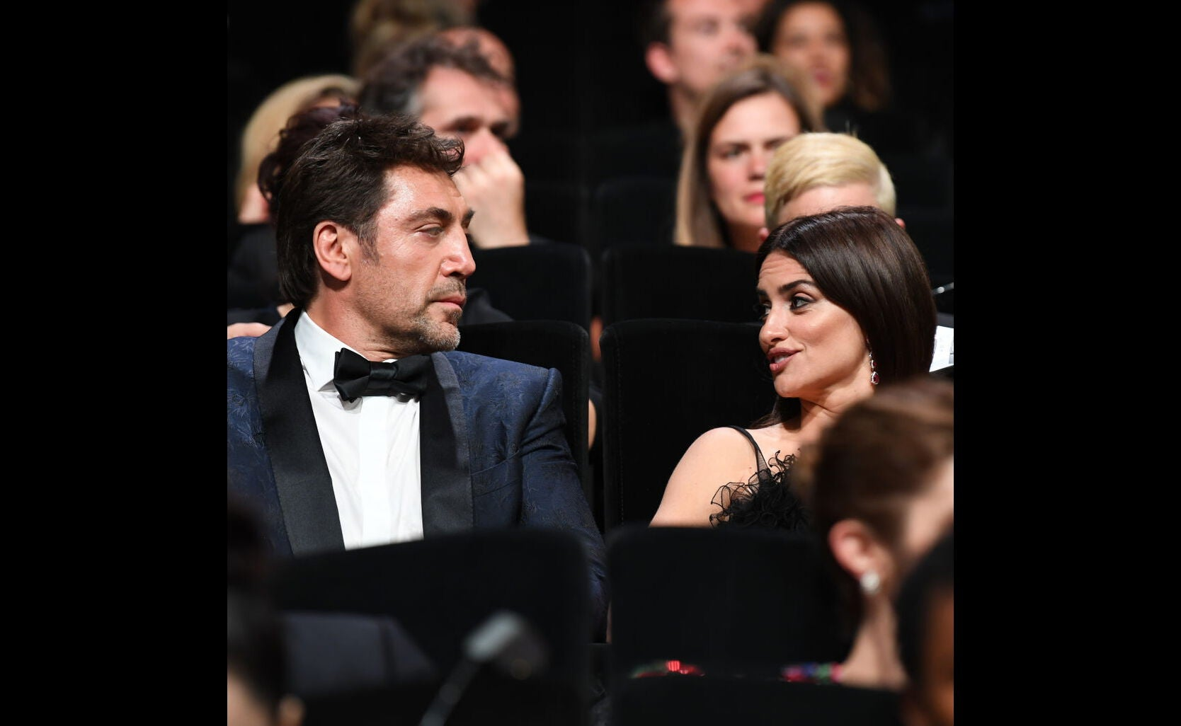 Javier Bardem and Penelope Cruz, Cannes 2018