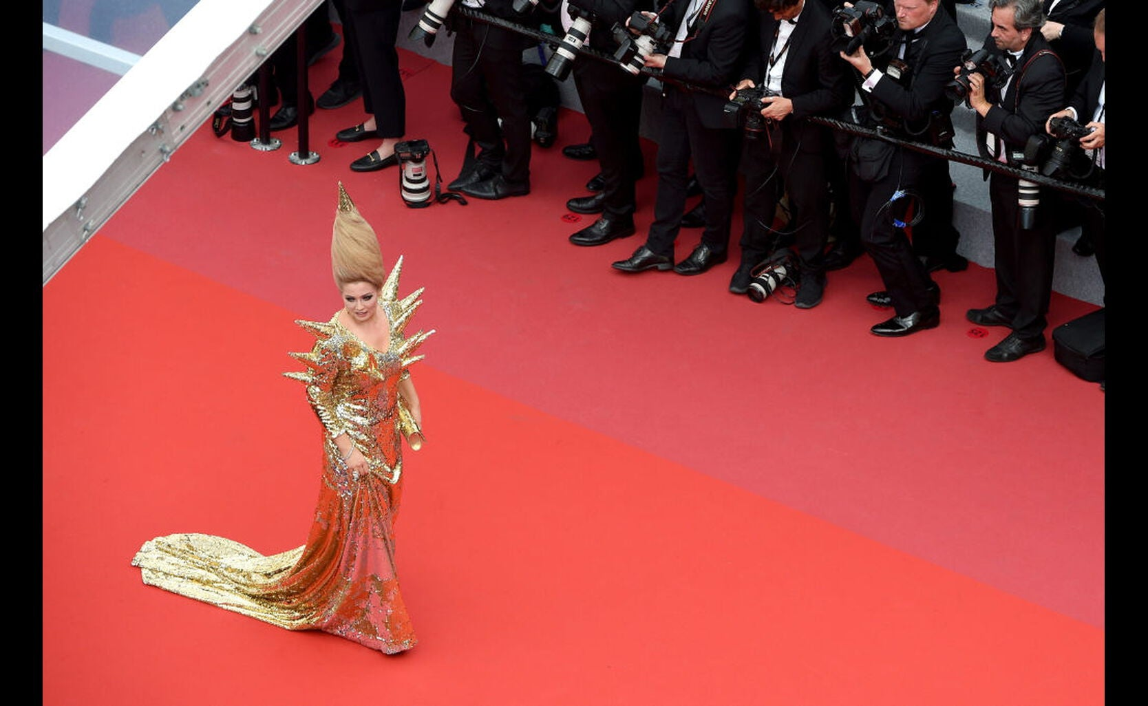red carpet Cannes Fim Festival 2018