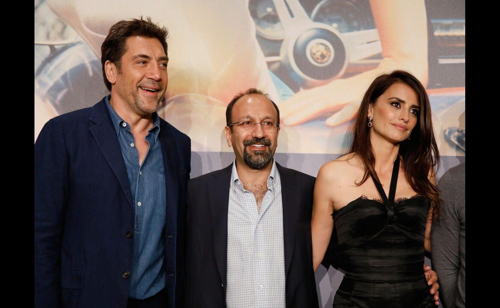 """""""Todos lo Saben"""" at Cannes 2018"""