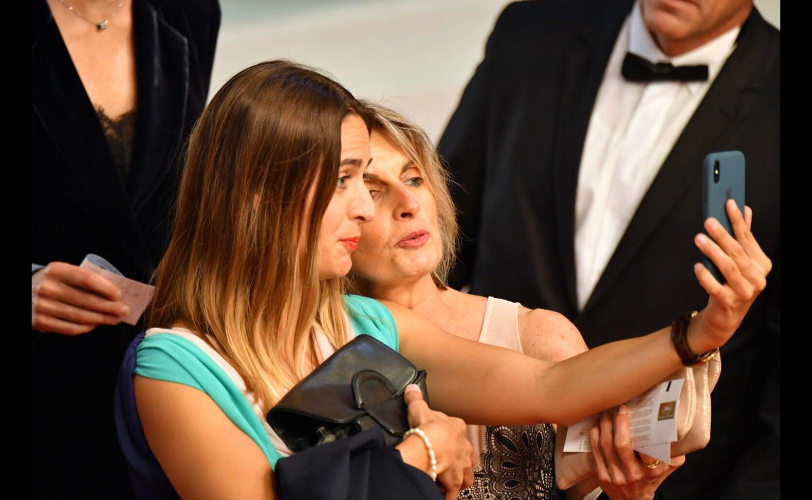 red carpet Cannes Fim Festival 2018