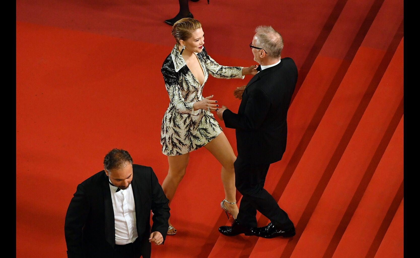 Lea Seydoux in Cannes 2018