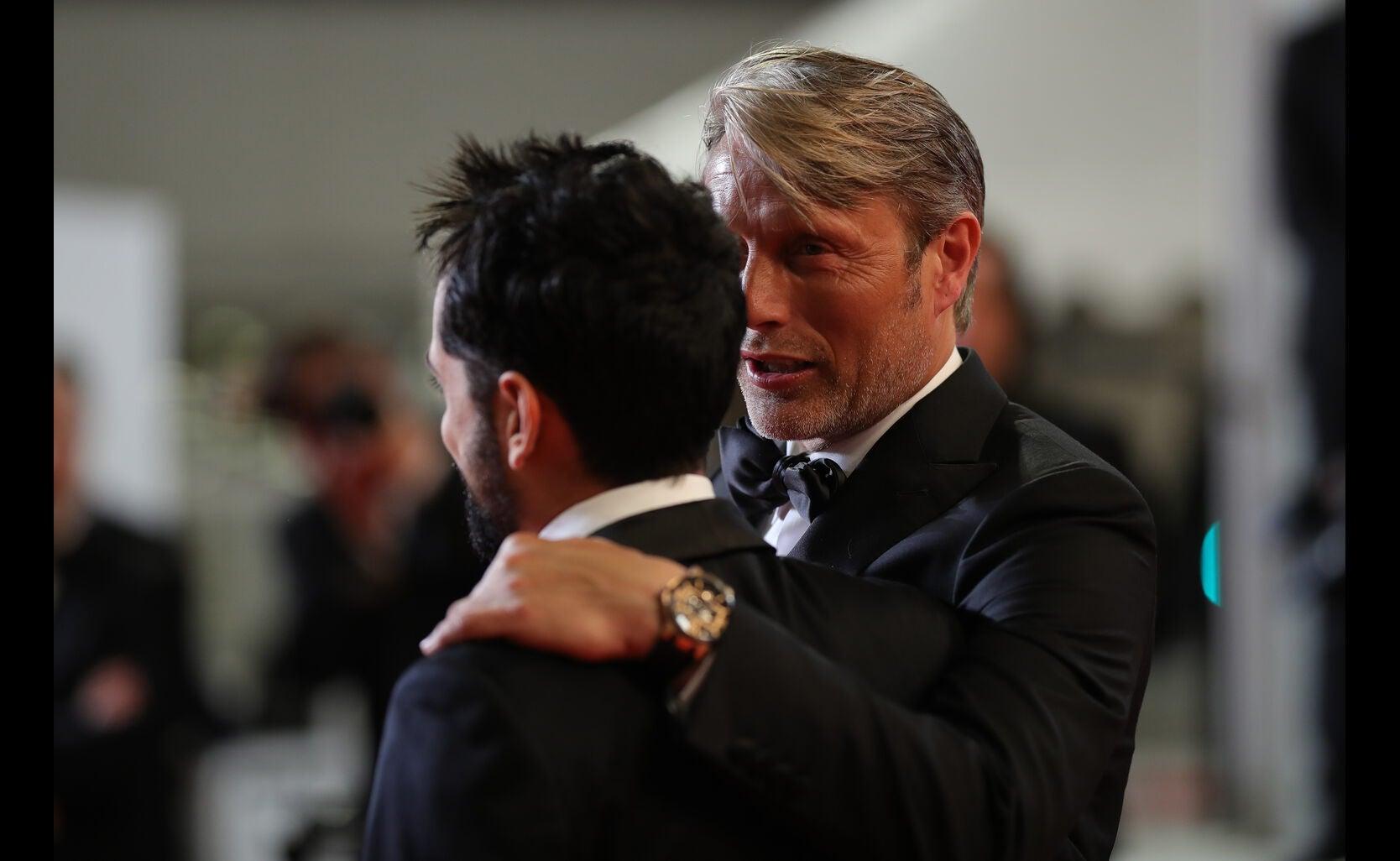 Mads Mikkelsen in Cannes 2018