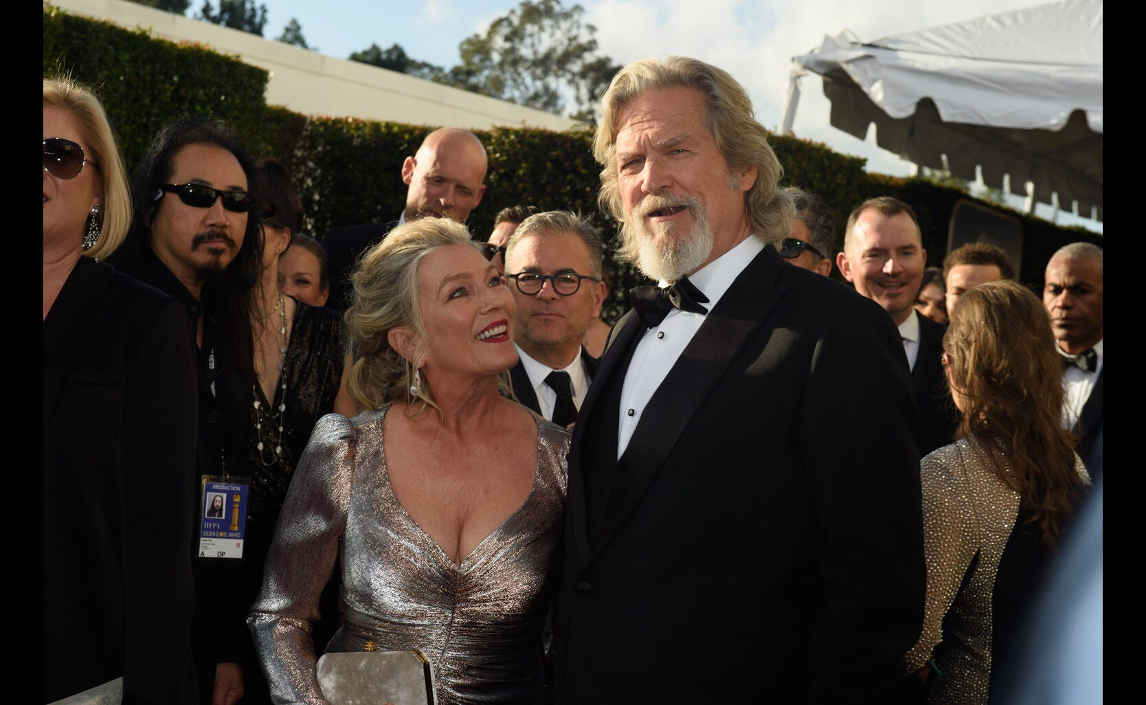 Jeff Bridges, Golden Globe winner