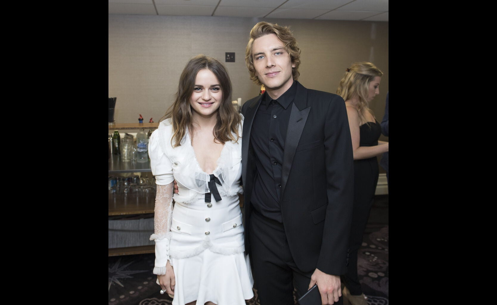 Joey King and Cody Fern