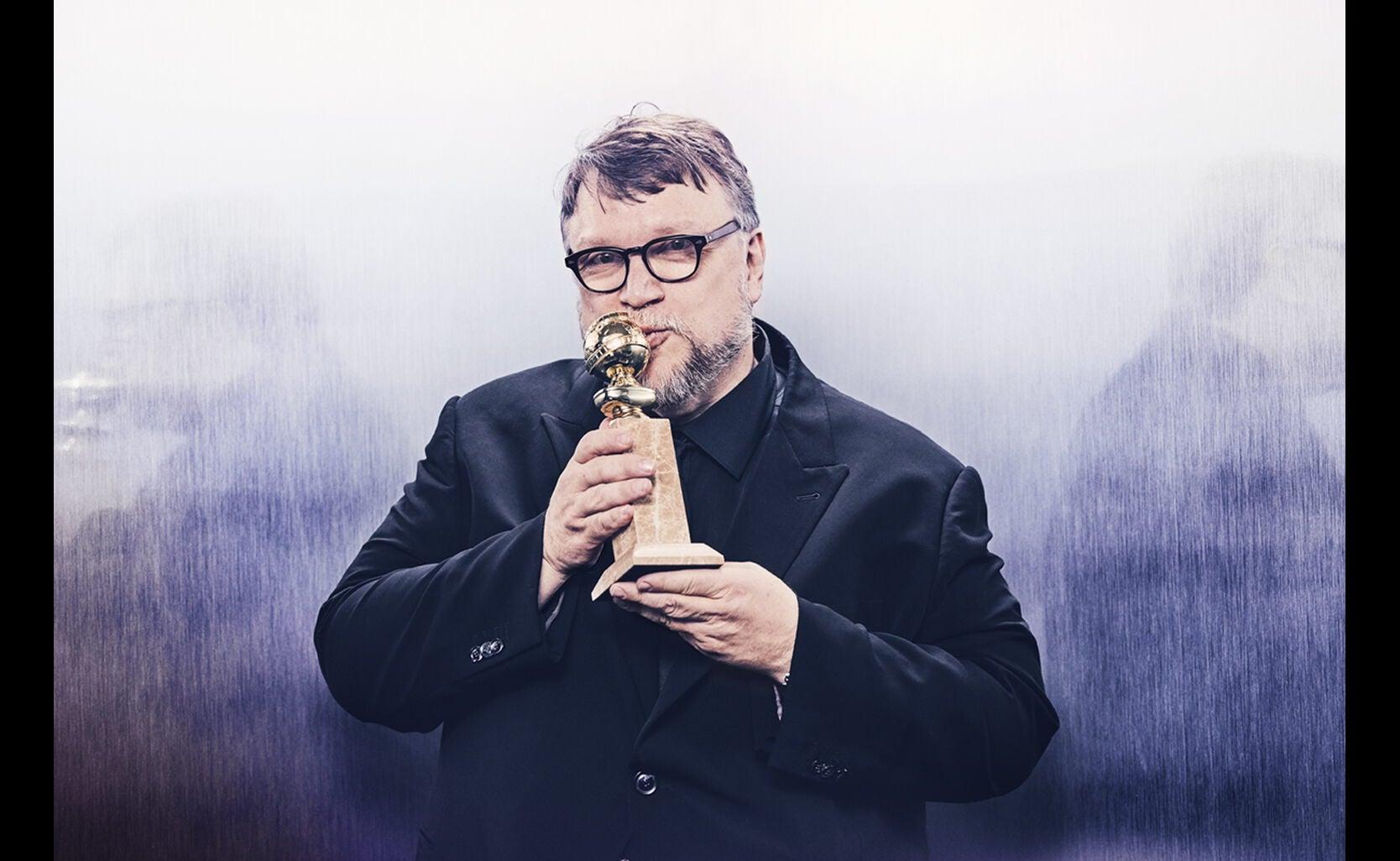 Guillermo del Toro, Best Director - The Shape of Water