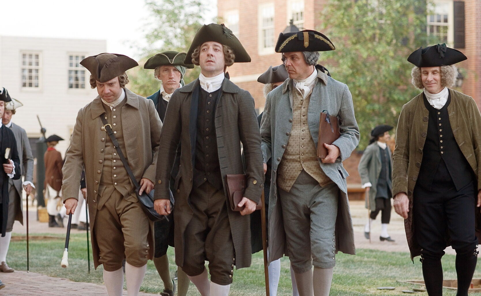 John Adams, HBO series