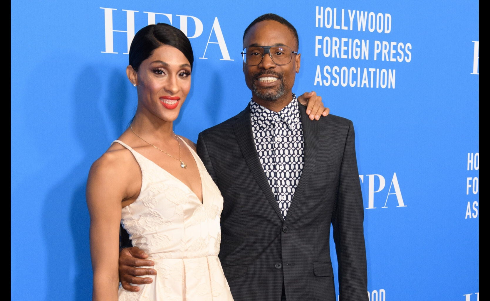 Billy Porter and MJ Rodriguez