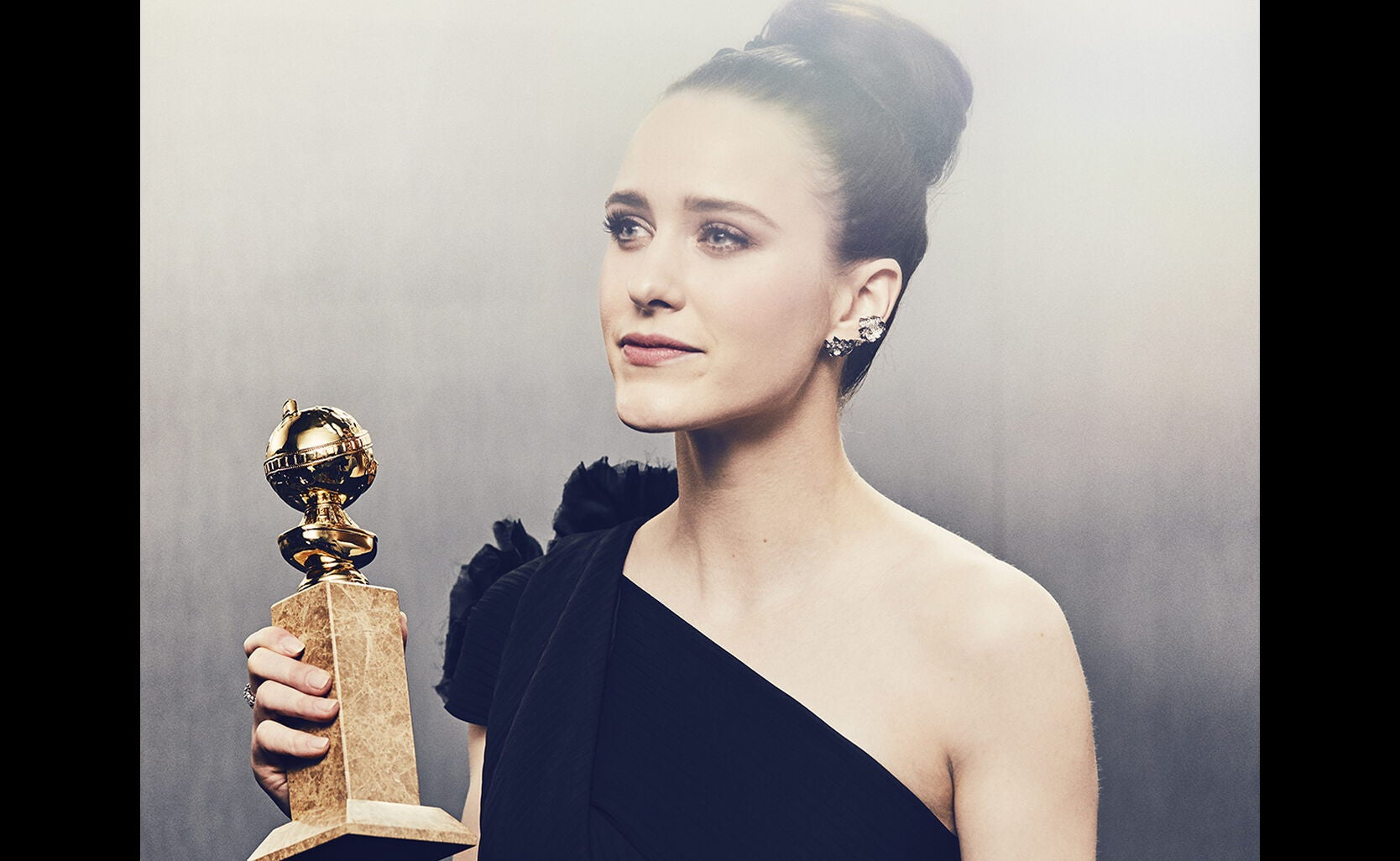 Rachel Brosnahan, Best Performance by an Actress in a Television Series-Comedy, The Marvelous Mrs. Maise