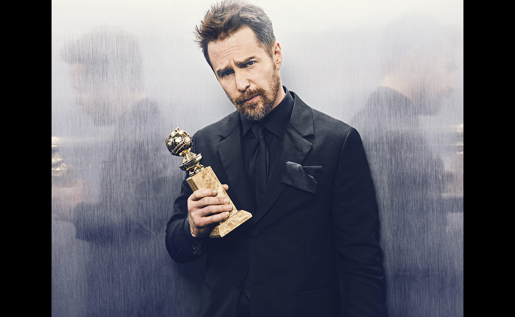 Sam Rockwell, Best Performance by an Actor in a Supporting Role, Motion Picture - Three Billboards OUtside Ebbing, Missouri