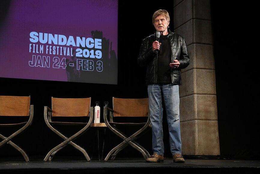 Robert Reford opens Sundance 2019