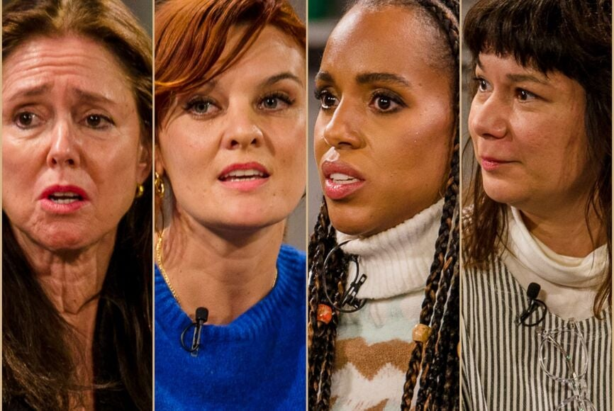 Women breaking barriers panel at Sundance 2020