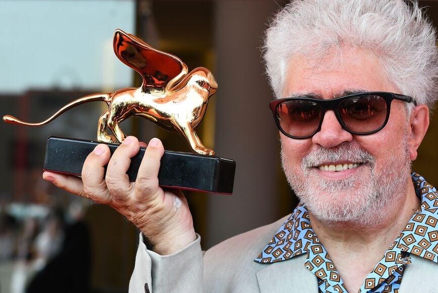 Filmmaker Pedro Almodovar in Venice 2019