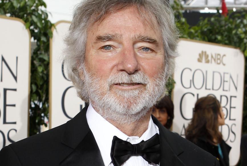 Director Curtis Hanson, Golden Globe nominee, at teh Golden Globes