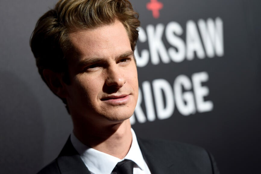 Andrew Garfield Hacksaw Ridge Nominee Best Performance By An Actor In A Motion Picture Drama Golden Globes