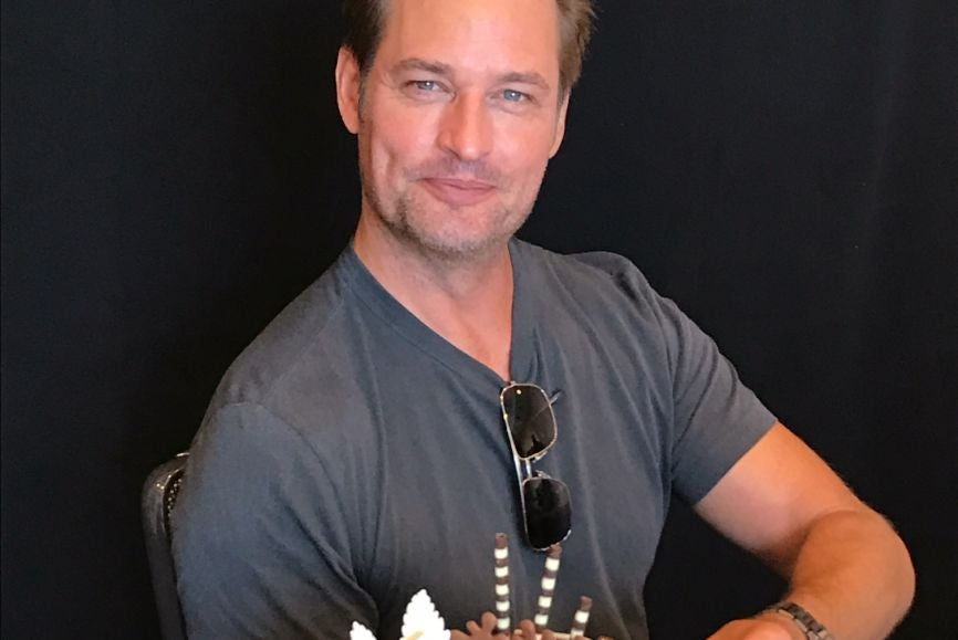 Actor Josh Holloway at Comic-Con 2017