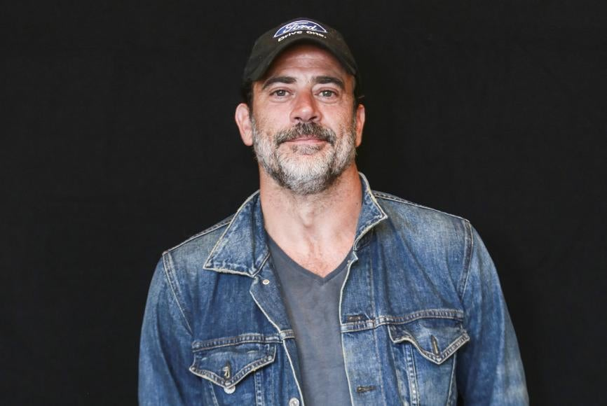 Actor Jeffrey Dean Morgan at Comic-Con 2016