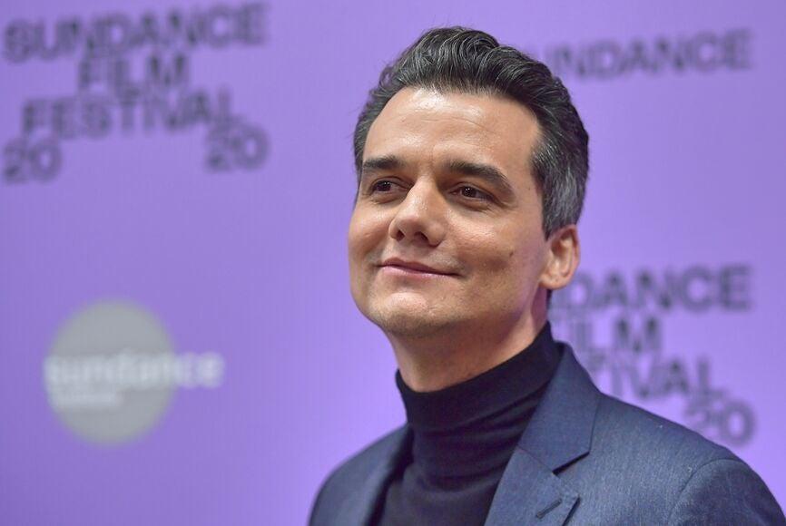 Brazilian actor and director Wagner Moura, Golden Globe nominee